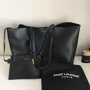 Authentic YSL tote bag